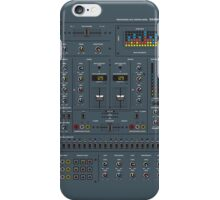 Self Control Mixer iPhone Case/Skin