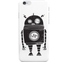 Big Robot 2.0 iPhone Case/Skin