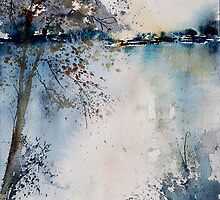 watercolor 090607 by calimero