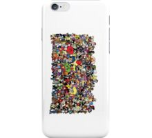 Every Lil Avenger (I think) iPhone Case/Skin