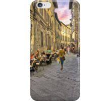 Via Nazionale iPhone Case/Skin