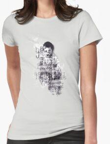 Little Boy Lost T-shirt 2 Womens Fitted T-Shirt