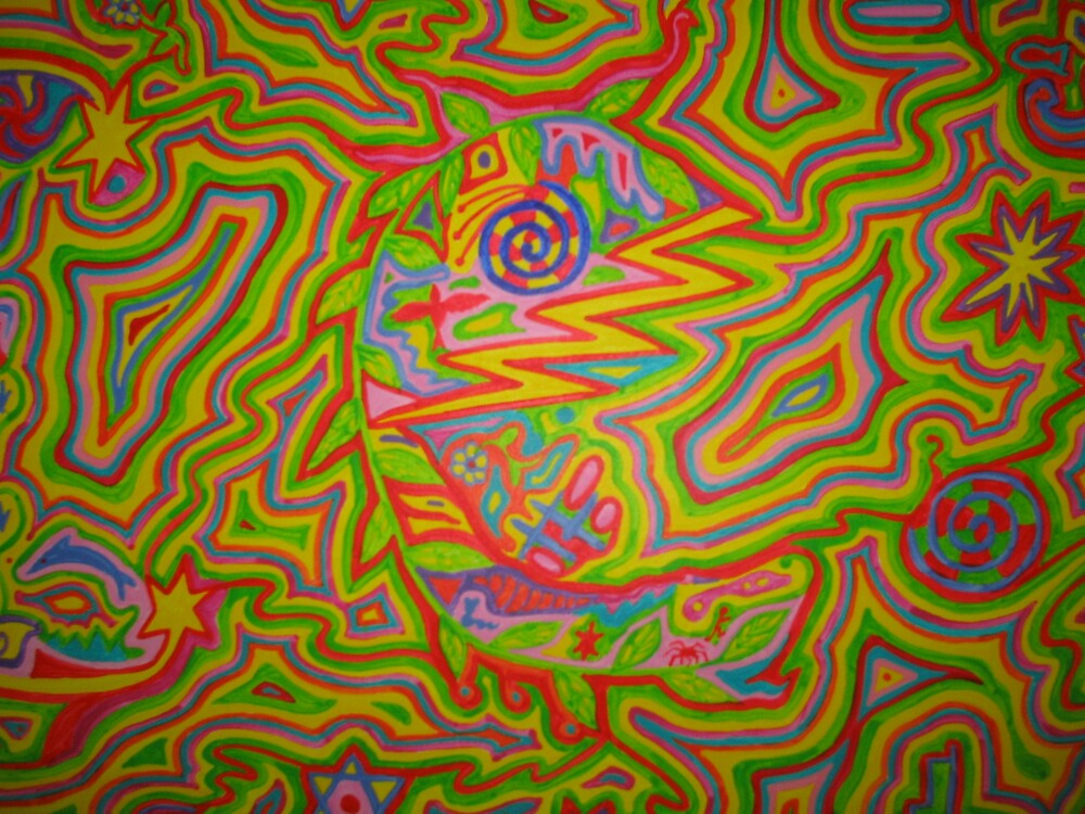 Peace closeup5 by Psychedelia