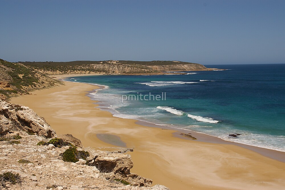 Coffin Bay Coastline, Eyre Peninsula, South Australia by pmitchell