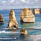 12 Apostles - a perfect morning by kraftyman