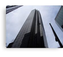 Towering Tower Canvas Print