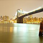 Brooklyn Bridge by nfsnyc