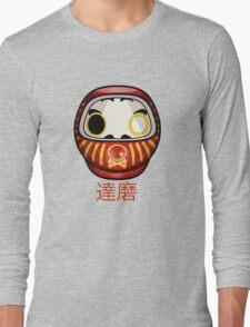 mikoto's Daruma Doll Long Sleeve T-Shirt