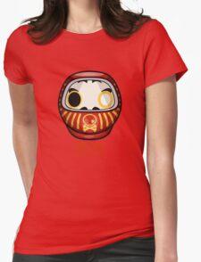 mikoto's Daruma Doll Womens Fitted T-Shirt