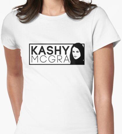 Kashy McGra Womens Fitted T-Shirt