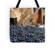 Grape harvest Tote Bag