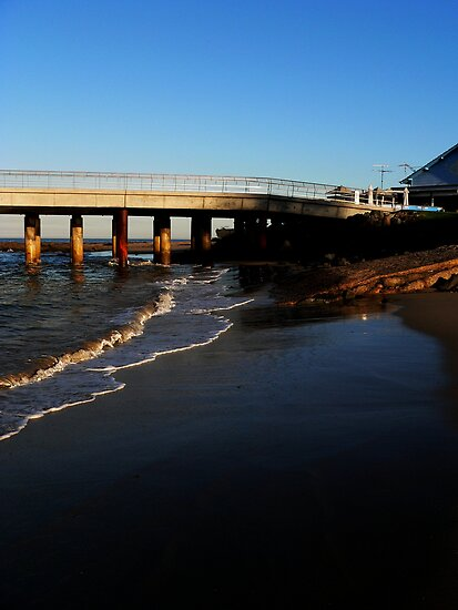 The Pier at Lorne by Chris Armytage™