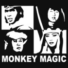 Monkey Magic  ***Now with added text by littlegirllost