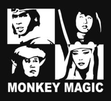 Monkey Magic  ***Now with added text