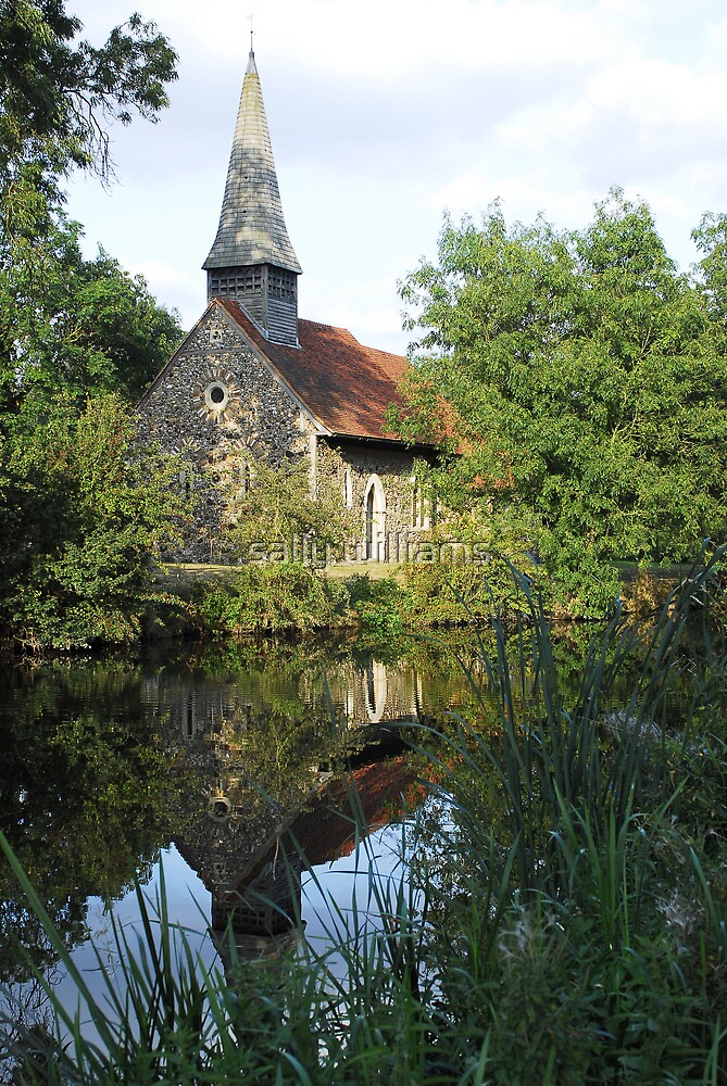 Ulting Church, Essex by sally williams