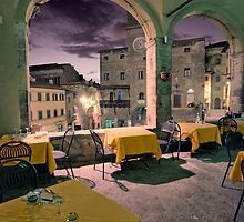 Dinner at Il Logiotto by SpikeFlutie