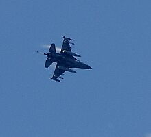 F 16 OVER CRETE by kevman