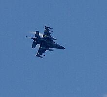 F 16 OVER CRETE by kevman