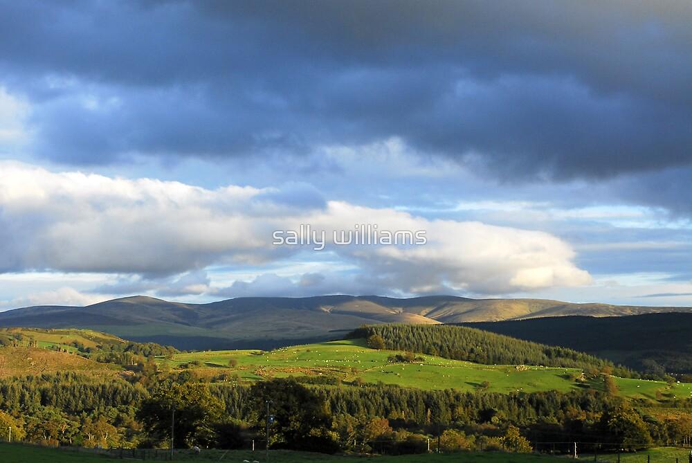 Bala, Wales by sally williams