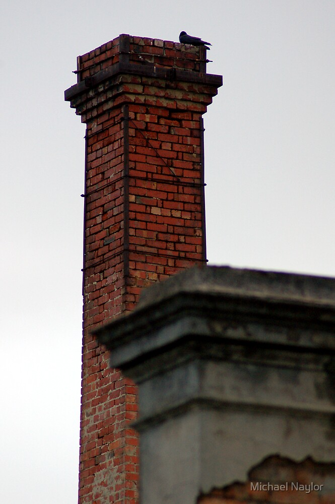 Old Chimney by Michael Naylor
