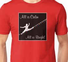 Holiday Light Wire Unisex T-Shirt