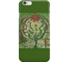Grow Strong - By Toph iPhone Case/Skin