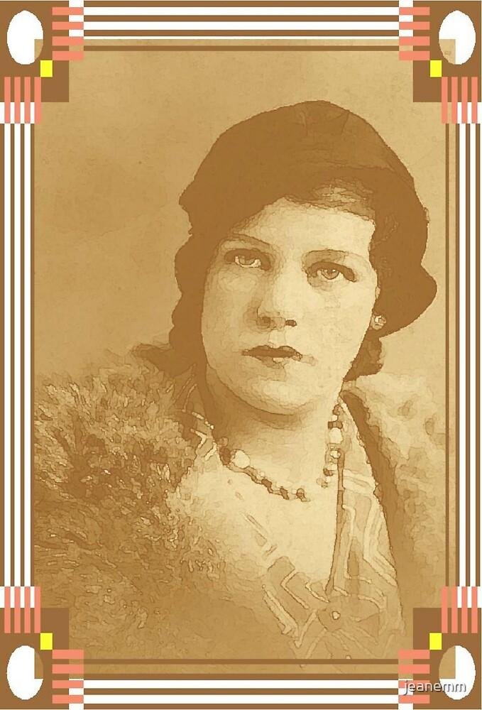 A Beautiful 1930's Lady by jeanemm