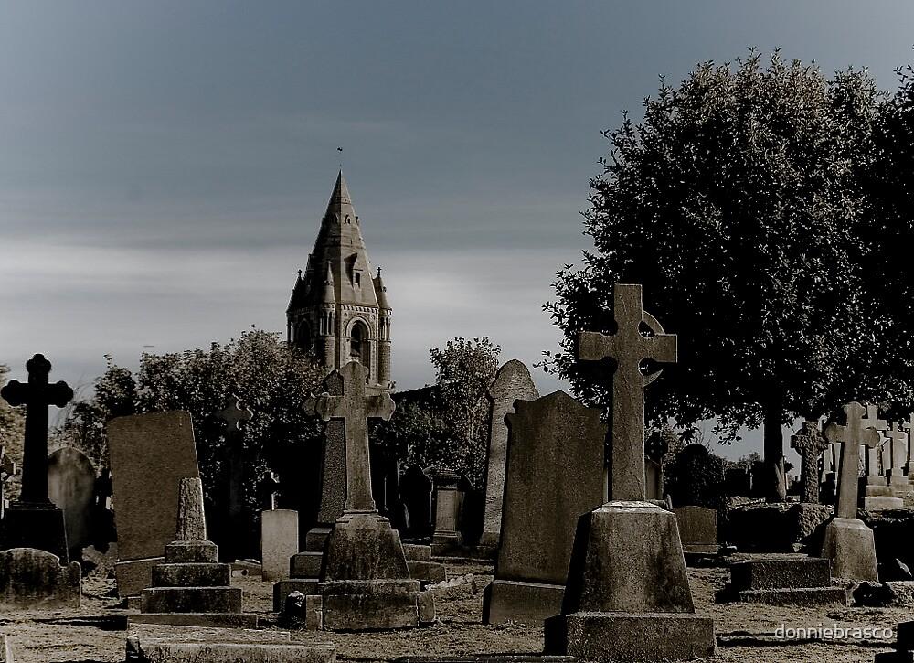 Cemetery by donniebrasco