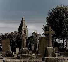 Cemetery by donniebrasco