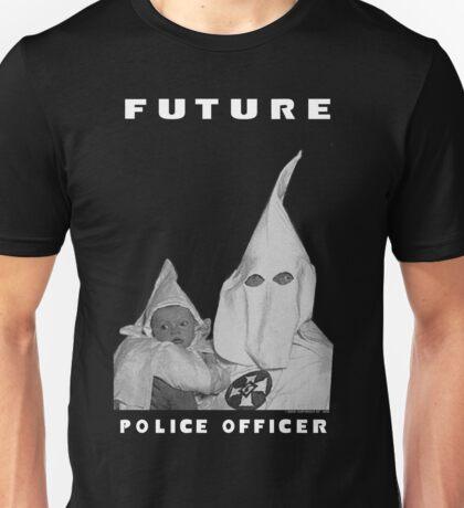 1993 biggie smalls 'future police officers' KKK vintage conart clothing hip-hop Unisex T-Shirt