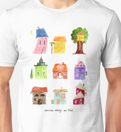 Fairy Tale Homes Unisex T-Shirt