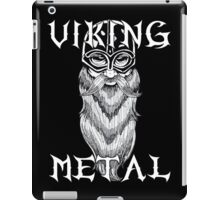 Viking Metal iPad Case/Skin