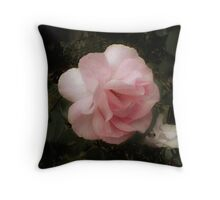Definitely Pink Throw Pillow