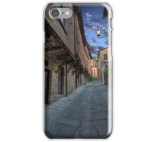 Medieval strada iPhone Case/Skin