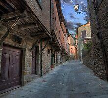 Medieval strada by SpikeFlutie