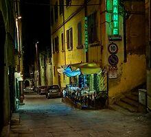 Restaurant in Tuscany by SpikeFlutie