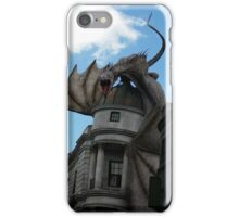 Harry Potter Deathly Hallows Dragon iPhone Case/Skin