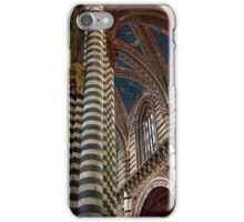 Sienna church iPhone Case/Skin