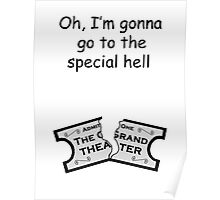 A Special (Shepherd) Hell   Poster