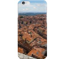 Siena Tuscany iPhone Case/Skin