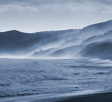 Eastern View, Great Ocean Road by Heather Davies
