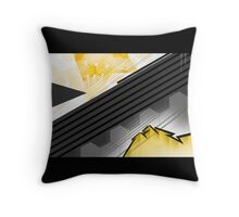 Coolio Throw Pillow