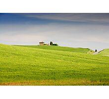 Tuscany countryside Photographic Print