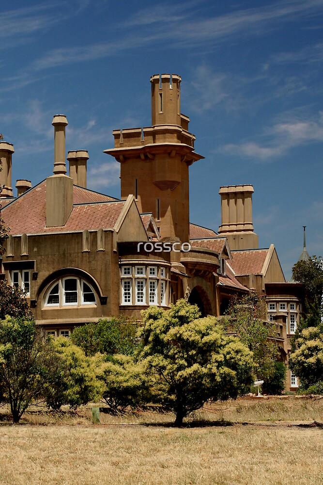 iandra Castle by rossco