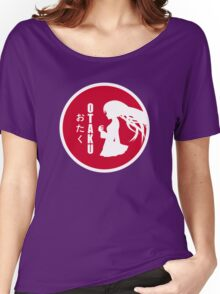 Otaku - Fans of anime and related Japanese culture Women's Relaxed Fit T-Shirt