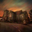 Church Hill Plaxtol by Dave Godden