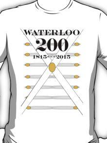 Waterloo 200th Anniversary Choose your colour mk11 T-Shirt