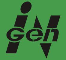 InGen - Jurassic Park by robotplunger