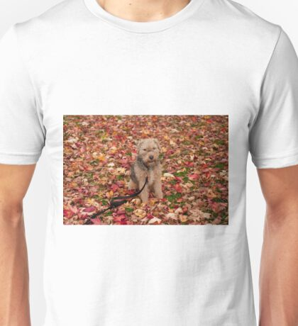 Bernie the Lakeland Terrier Unisex T-Shirt