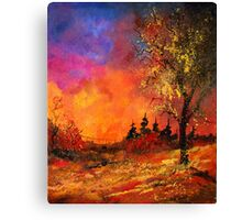 Autumn 56 Canvas Print
